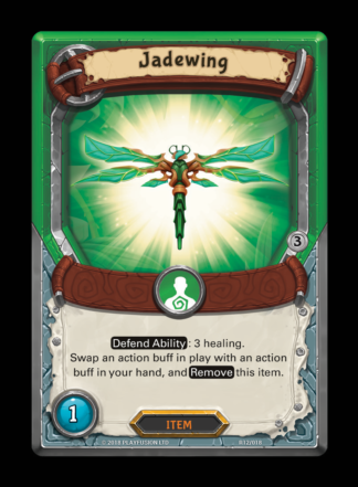 Jadewing - Lightseekers Kindred - Rift Pack Lost Relics