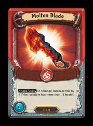 Molten Blade - Lightseekers Kindred - Rift Pack Lost Relics