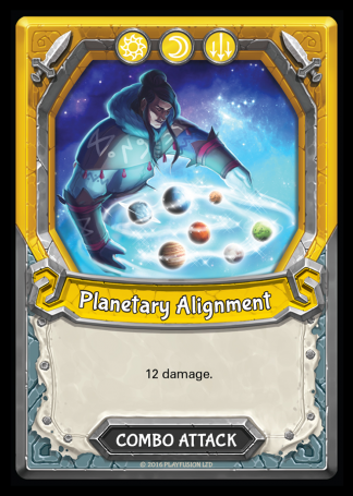 Planetary Alignment (Astral - Combo - Common) - Lightseekers TCG