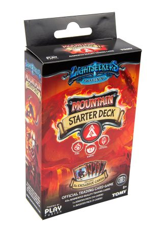 Lightseekers TCG Mountain Starter Deck
