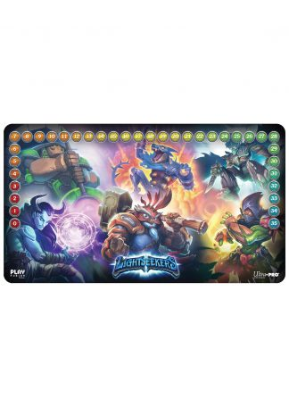 Lightseekers Playmat - Mythical Heroes