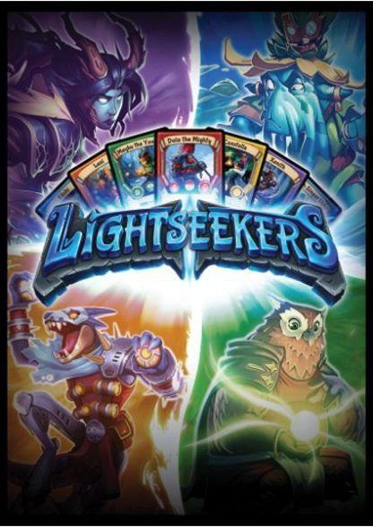 Lightseekers Card Sleeves - Mythical Heroes
