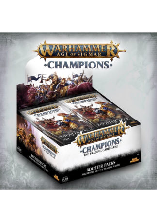 Warhammer Champions - Wave 1 Booster Box